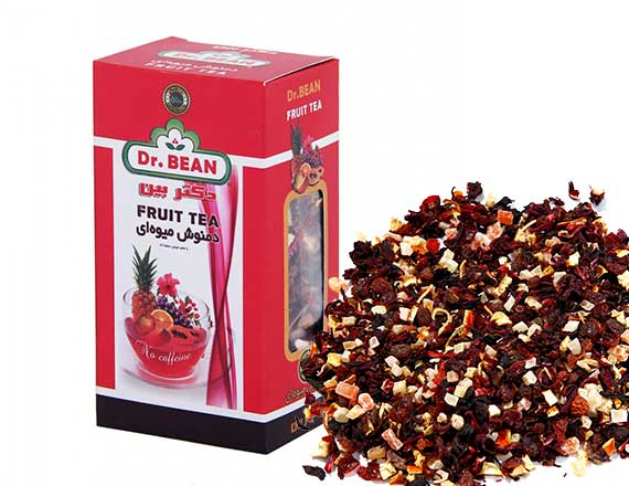 Bulk fruit tea 100 gr