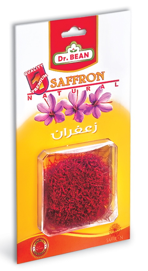 Dr Bean Saffron Packings
